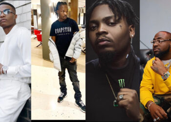 Wizkid, Naira Marley, Olamide, others unfollow Davido on Social Media