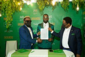 Heritage Bank Reportedly Suspends Dbanj As AmbassadorHeritage Bank Reportedly Suspends Dbanj As Ambassador