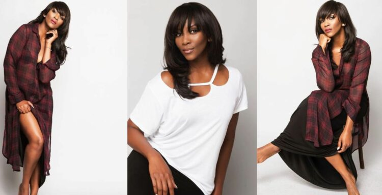 Bless our Monday mami -Ageless Genevieve Nnaji shares lovely photos of herself yet again