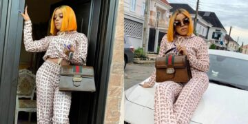 The kind of money I receive everyday scares me -Bobrisky shows of on millions credited in his account