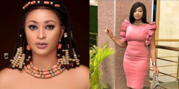 Don't call youarself a single mom if you intentionally cut off your child's father — Actress Etinosa
