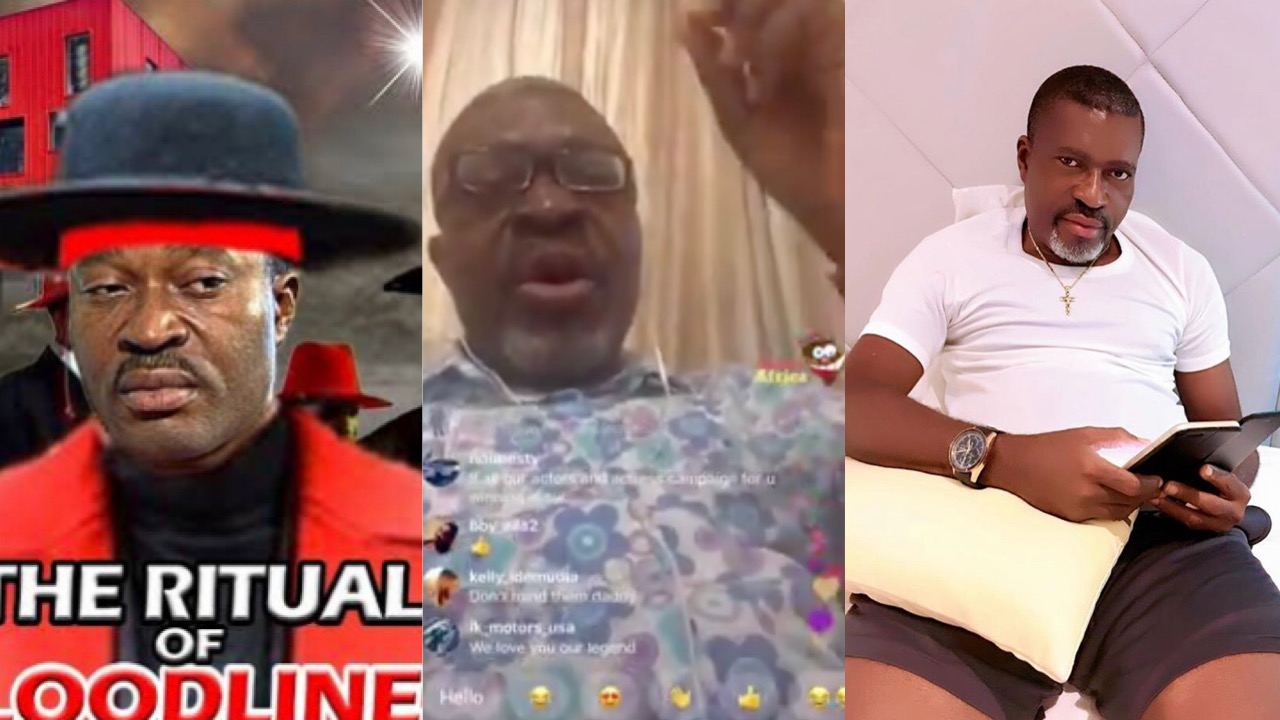 I will block you if you ever call me a 'ritualist' -Kanayo O Kanayo blows hot in new video