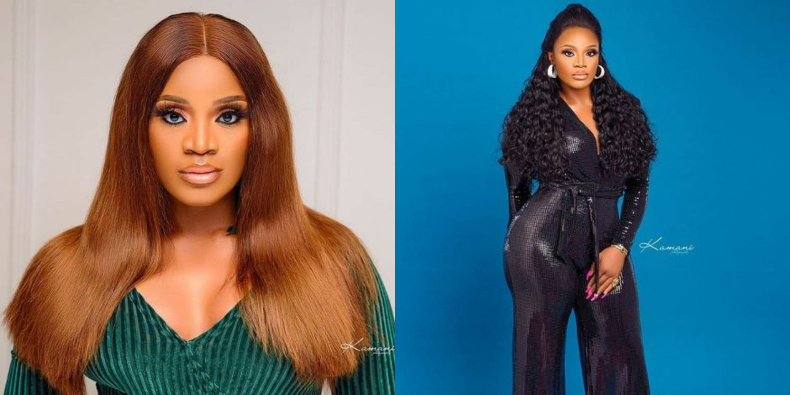 """I wish I was a celeb in America, Nigerian fans ask for giveaway too much"""" – Actress Uche Ogbodo rants"""
