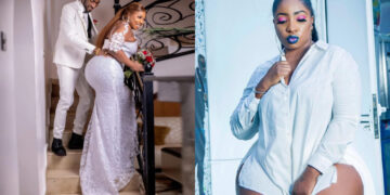I make my wife replay romantic roles she does in movies at home –Anita Joseph's husband, MC Fish