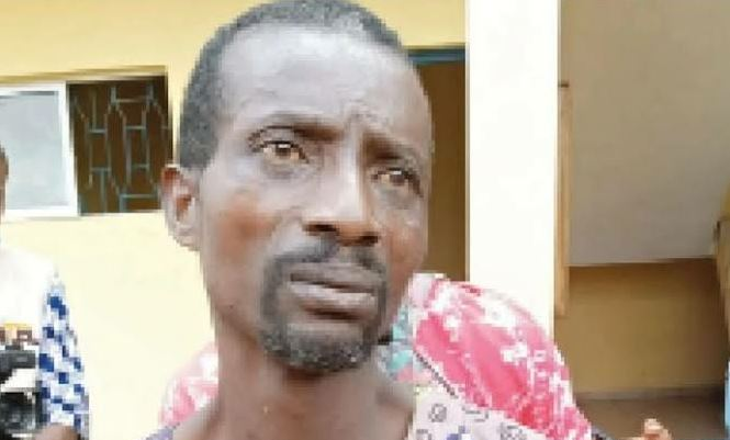 She's always asking me for intercourse — Man who defiled his 13-yr-old daughter