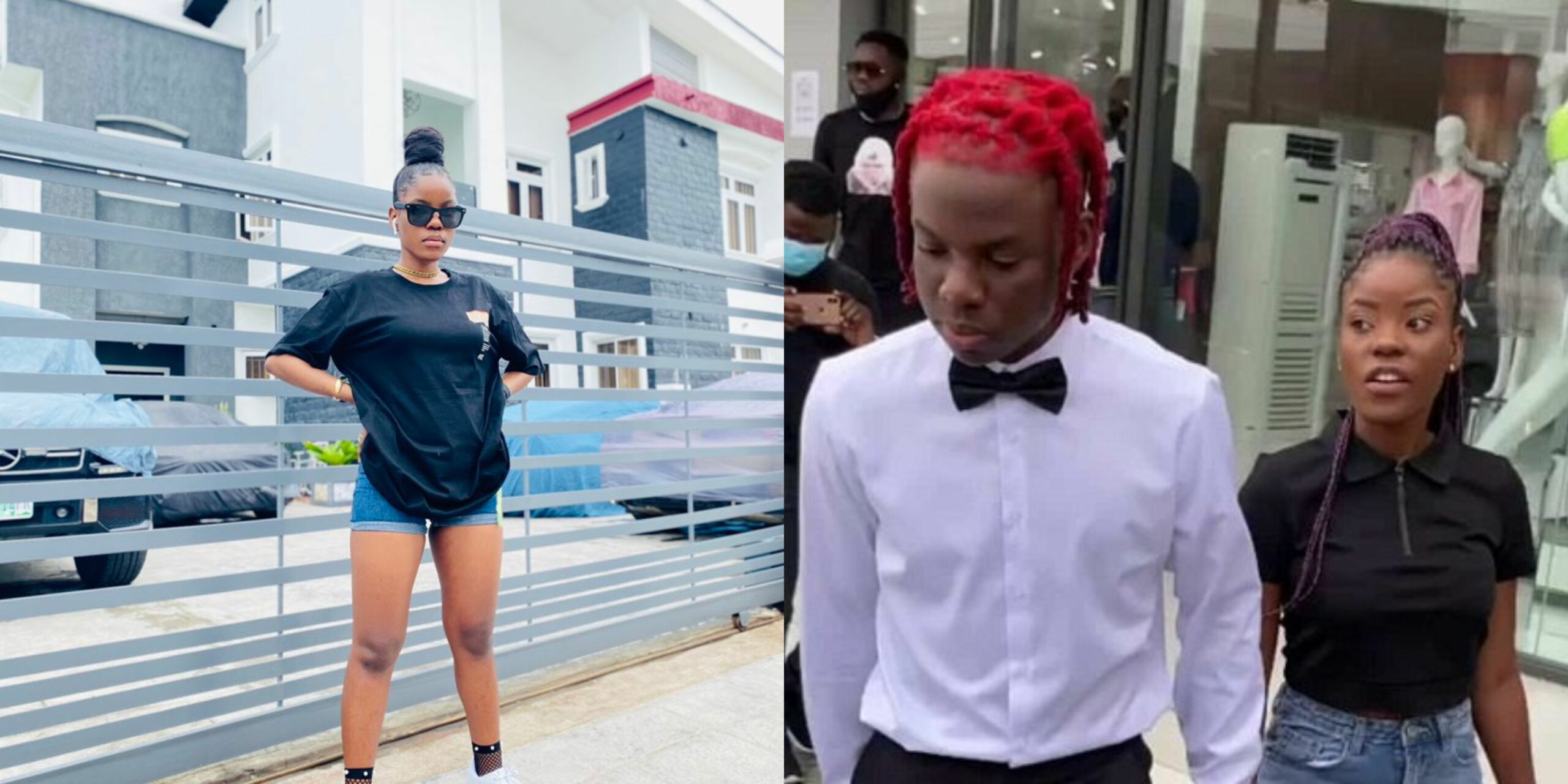 I'm not Rema's girlfriend, I'm single - Lady who Rema took on a date clears