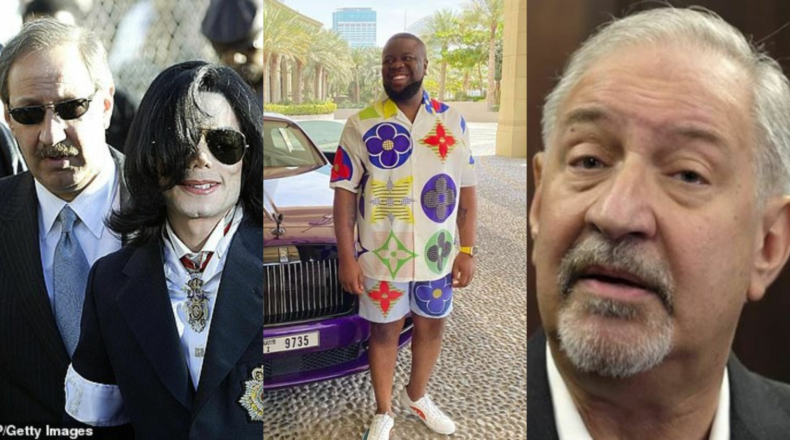 Hushpuppi allegedly hires Micheal Jackson's former lawyer. Mark Geragos