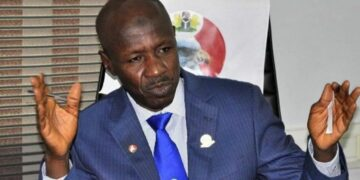 JUST IN: DSS arrests EFCC acting chairman, Ibrahim Magu