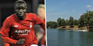 "Promising African footballer mysteriously dies in ""World's most deadliest lake"""