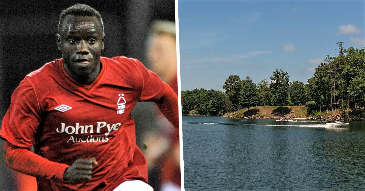 """Promising African footballer mysteriously dies in """"World's most deadliest lake"""""""