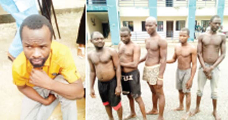 Herbs I took made me sodomise 11-year-old boy –Suspect