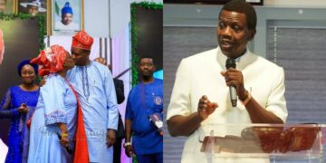 No matter how educated or successful you are, your husband is your head -Pastor Adeboye