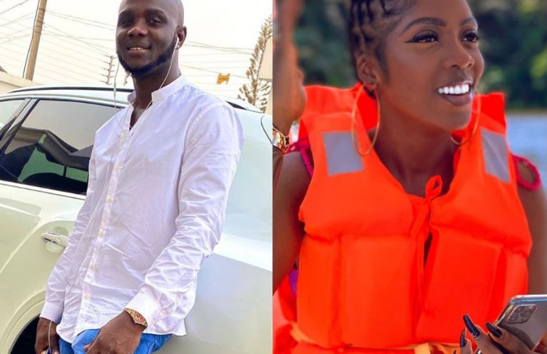 Tiwa Savage reportedly dating Davido's crew member after dumping Wizkid (Details)