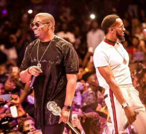 D'Banj & Don Jazzy Inspired Me To Become A Musician - Davido