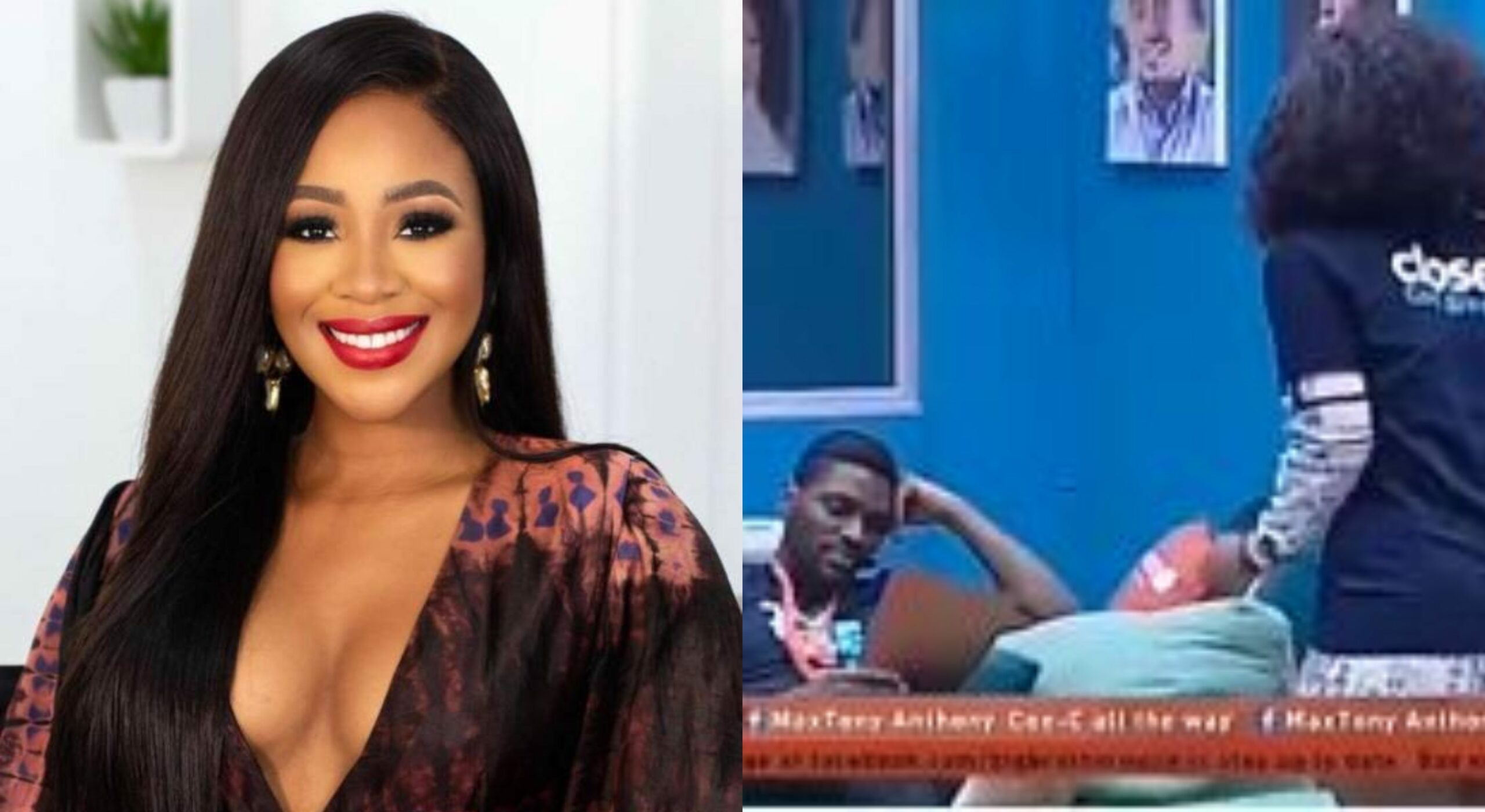 """Erica is still learning work near Cee-C"" - Nigerians dig out old video of Cee C dragging Tobi for over 2hrs"