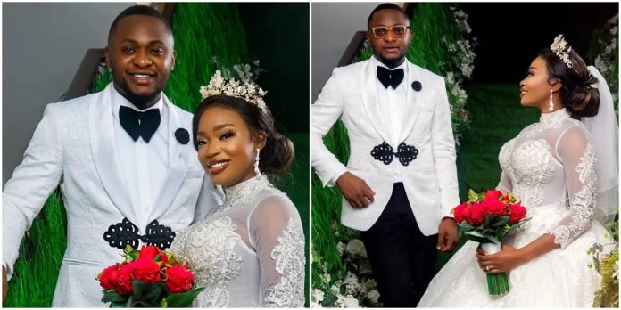 Ubi Franklin sparks marriage rumours with his new post on social media