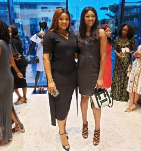 Omotola Jalade-Ekeinde Celebrates As Her First Daughter Bags Master's Degree
