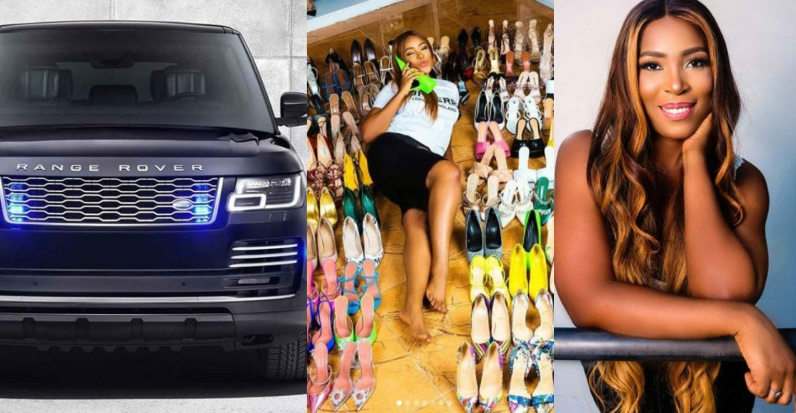 After buying 85 pairs of designer shoes & bags, Linda Ikeji buys N50 million Range Rover Autography 2020 as birthday gift