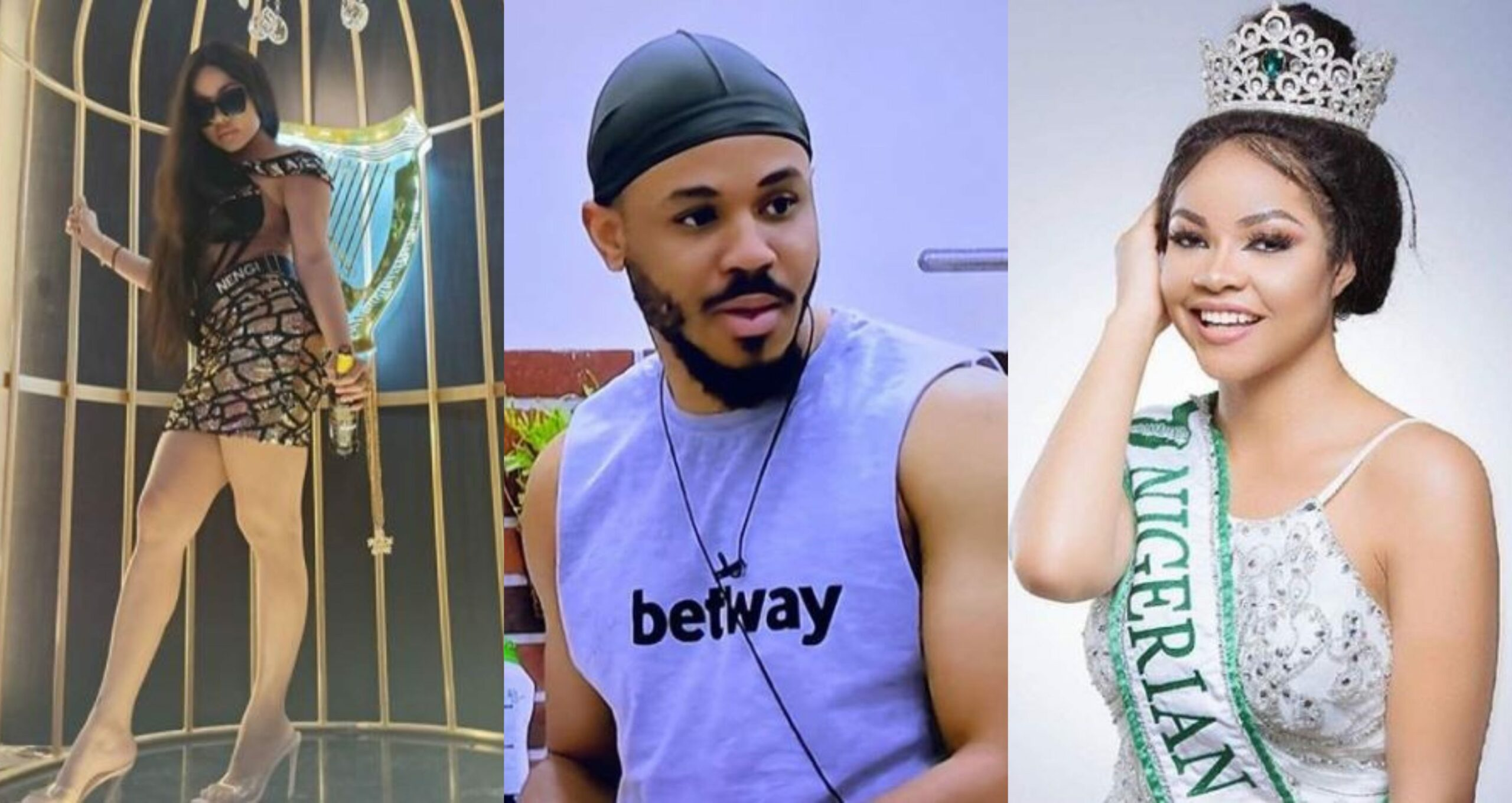"""BBNaija: """"It is Nengi and no one else""""- Ozo roots for Nengi to win the Grand Prize"""