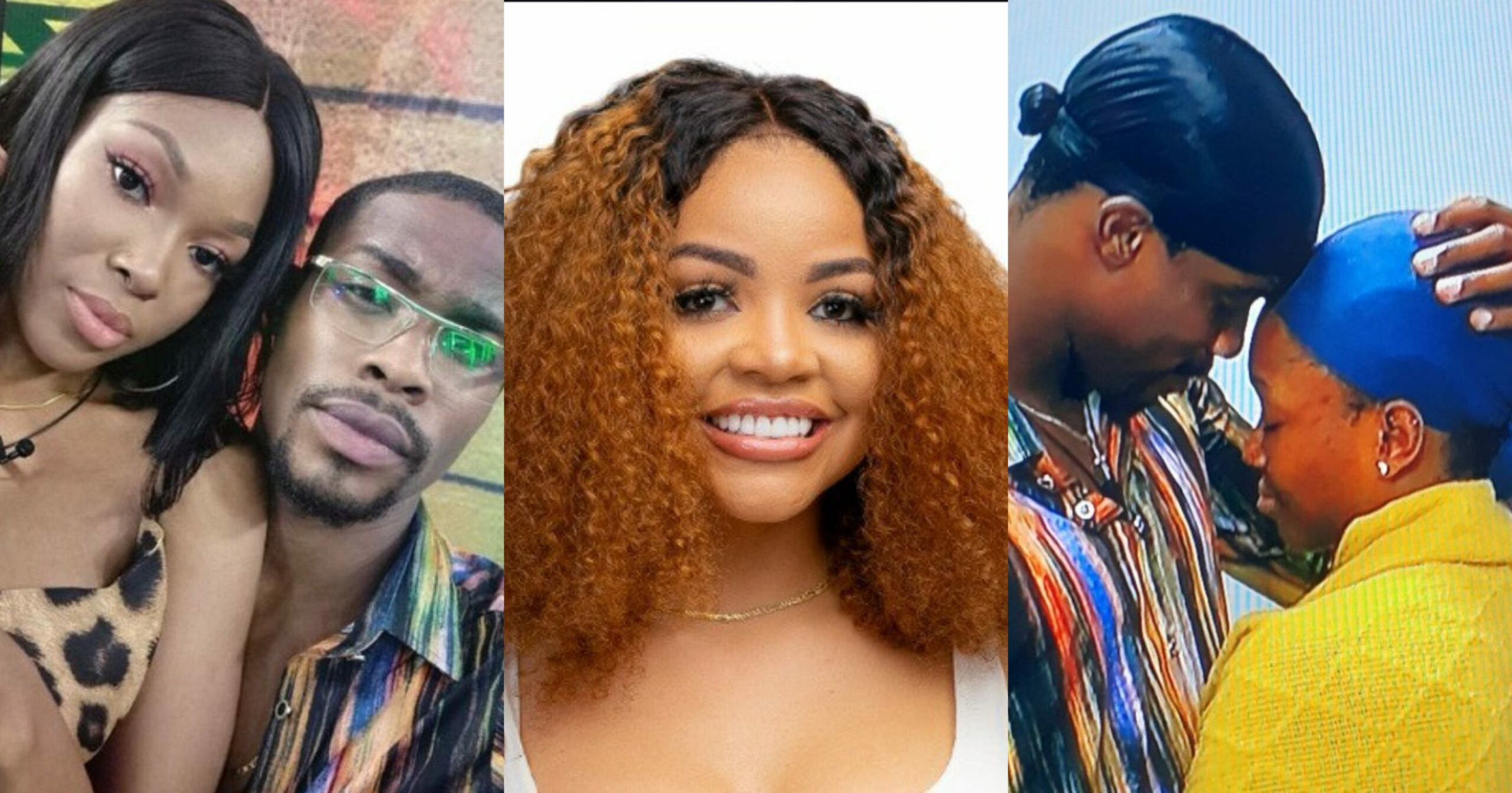 """BBNaija: """"You're a lucky girl"""" - Nengi tells Vee after Neo washed her panties for her"""