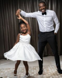 Bovi & His Daughter, Elena Celebrate Their Birthdays Today