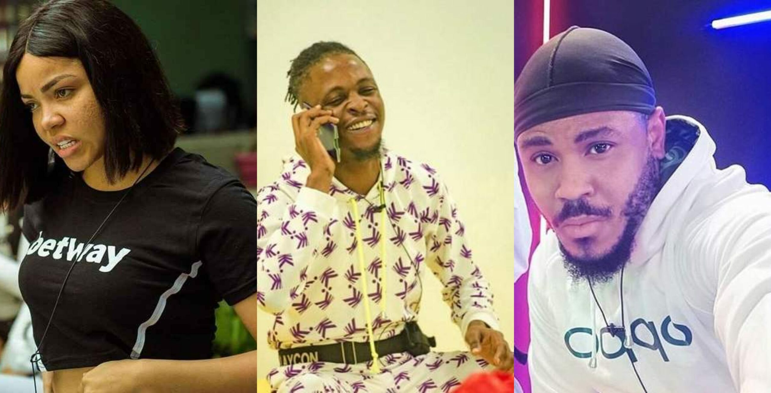 BBNAIJA: See All The Housemates Who Won Money & Other Gifts On The Show - Laycon's total Net worth is over N100 million