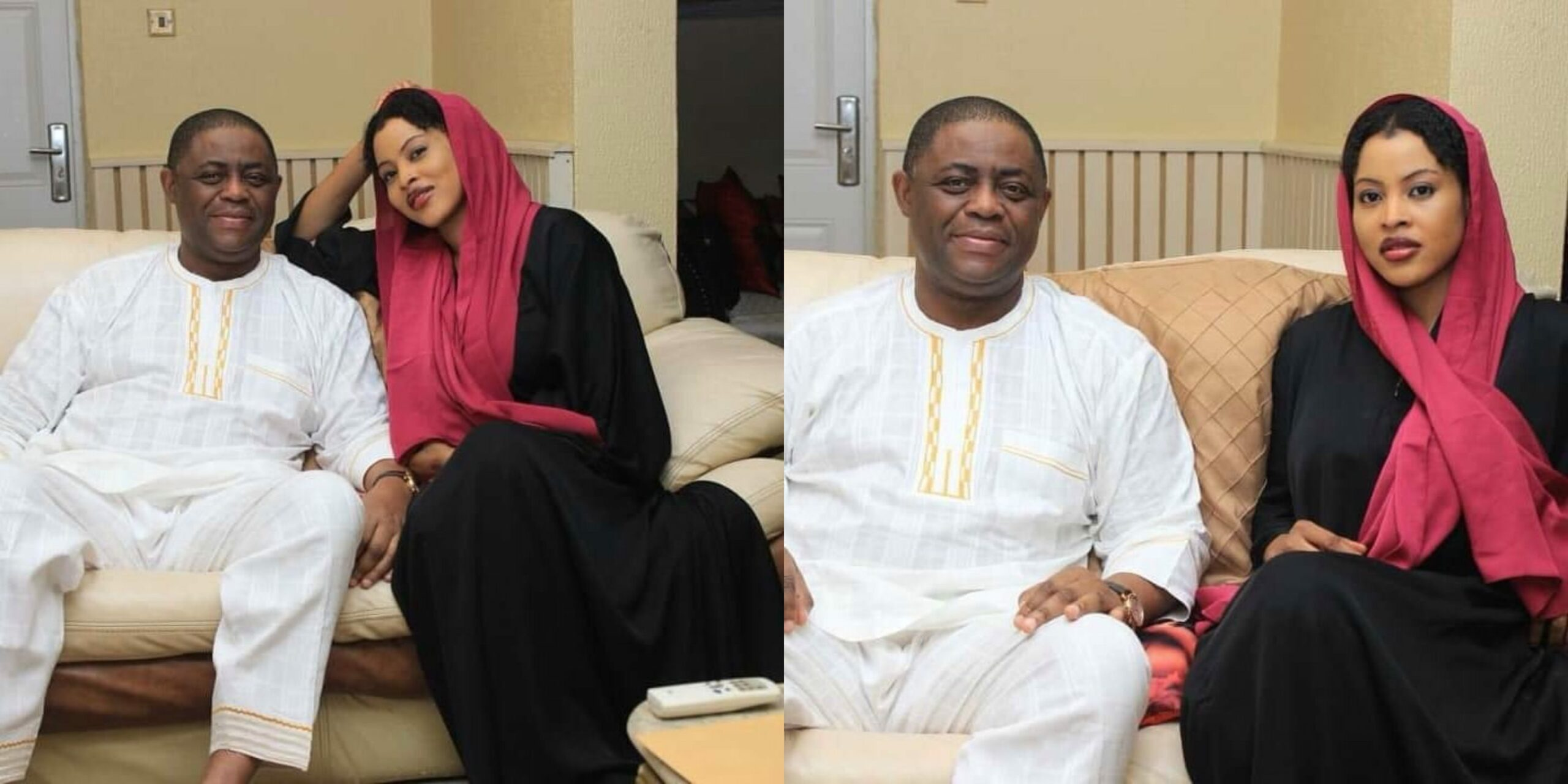 Femi Fani-Kayode reportedly marries 5th wife after divorcing Precious