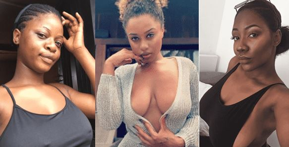 NO BRA DAY: Crazy Photos Of How Ladies Celebrated Breast Cancer Awareness Yesterday
