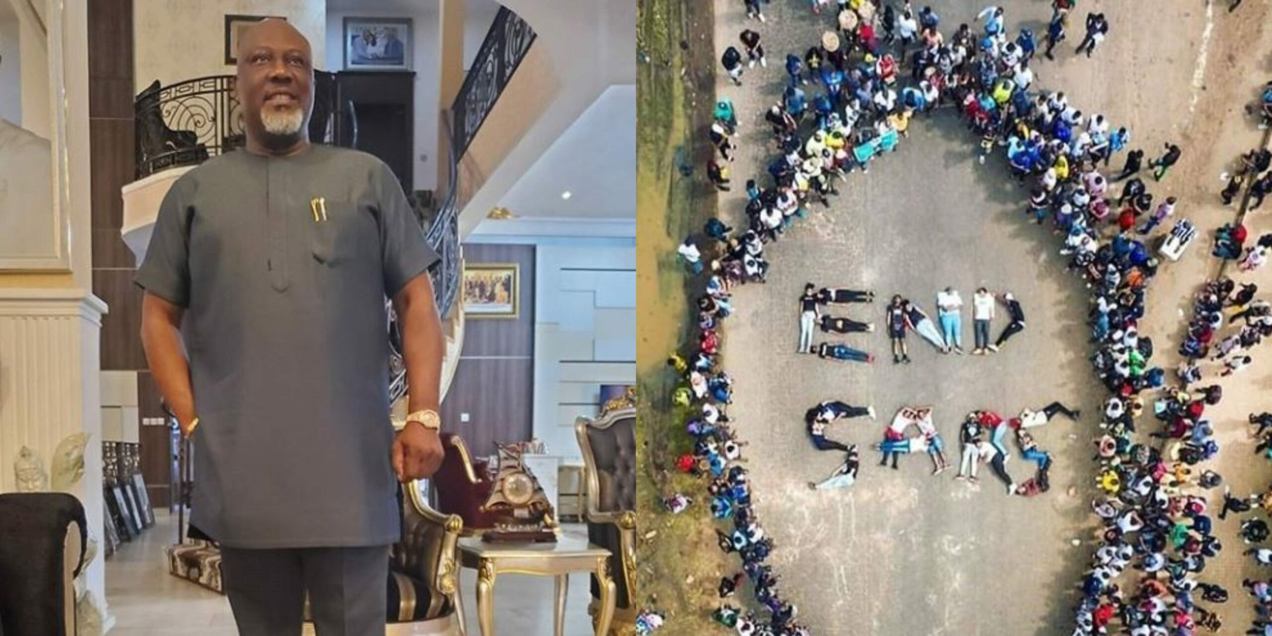 Work with the people or risk a revolution - Dino Melaye warns Buhari