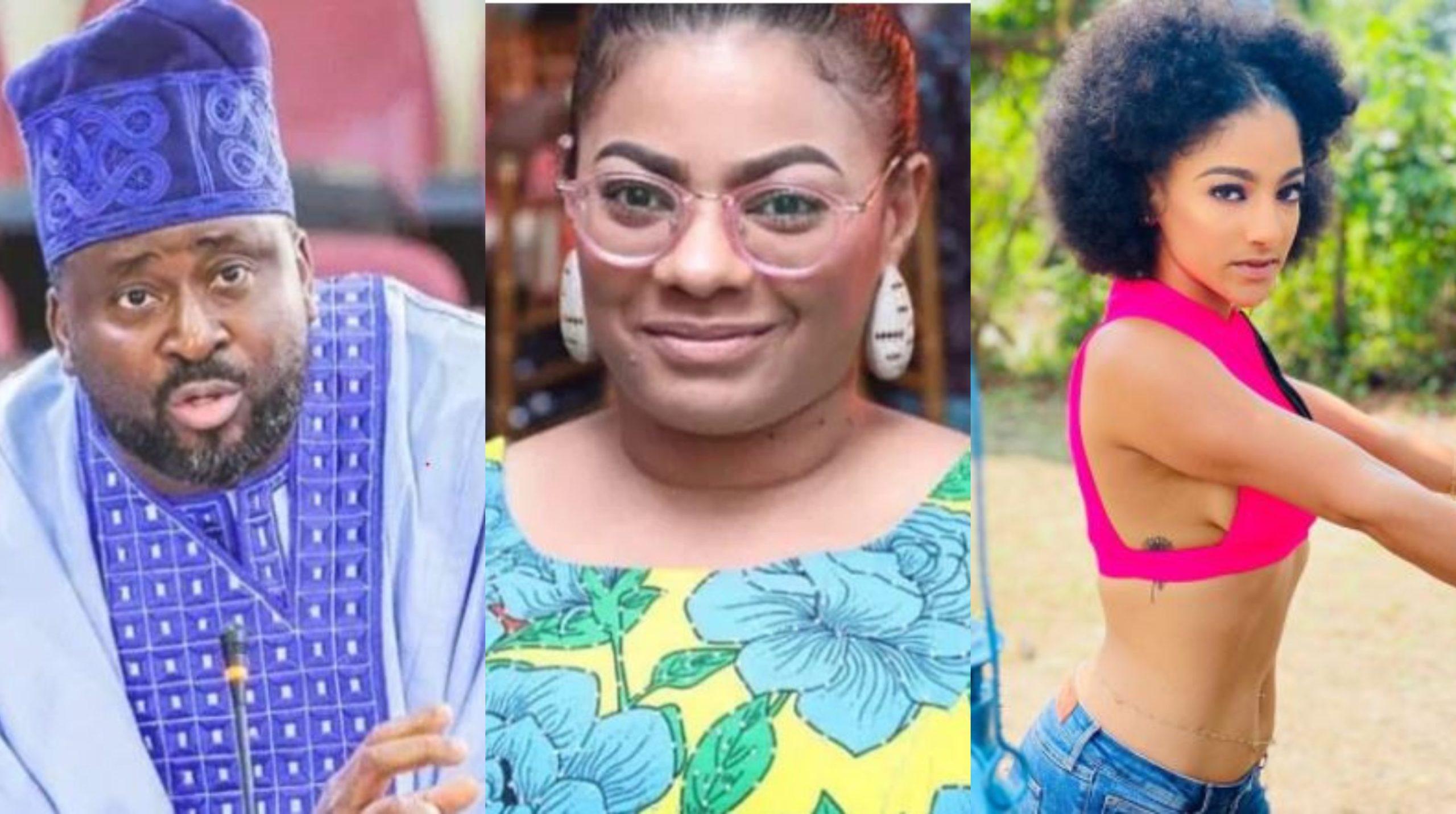 Desmond Elliot Allegedly Cheats On His Wife, Impregnates Sophie Alakija's Elder Sister