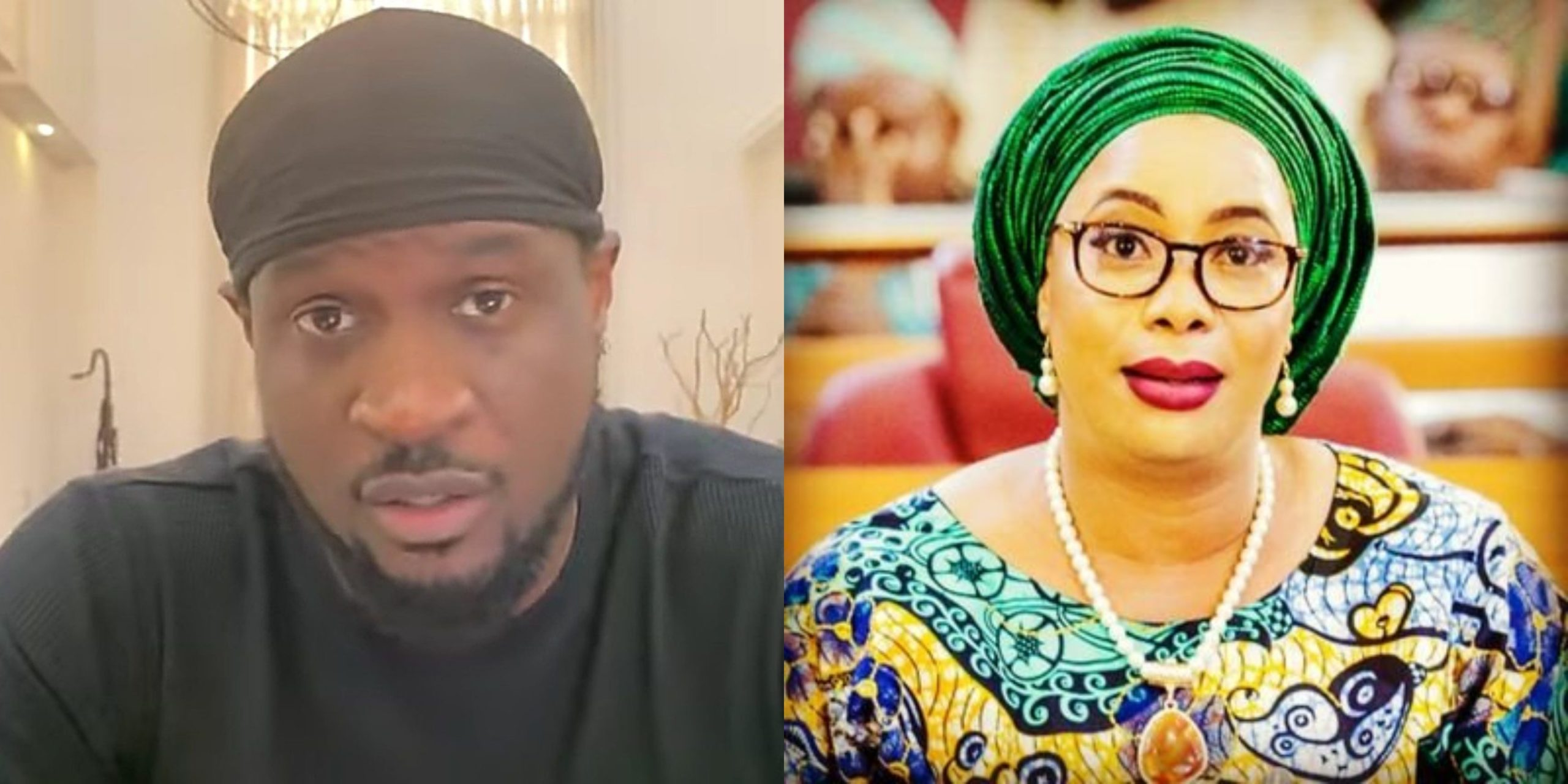 Peter Okoye Reacts To Lawmaker Mojisola Ali-Macauley's Comment Of Nigerian Youths Being High On Drugs (Video)