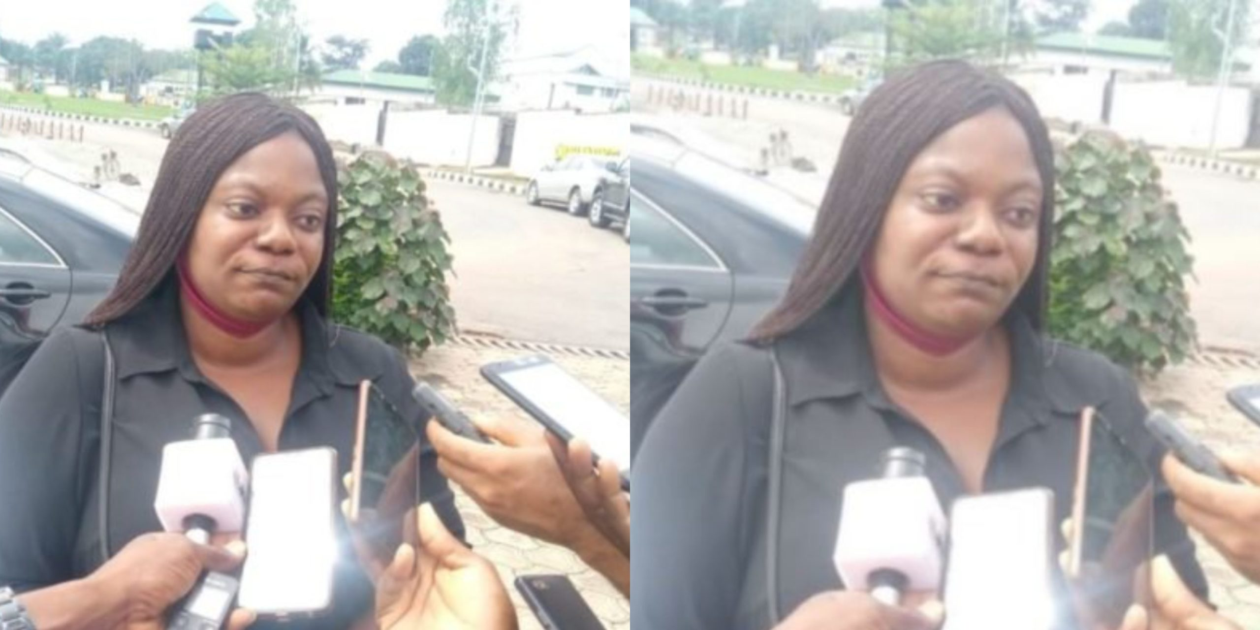 SARS Officers Killed My Husband & Told Me Marry Another Man' – Nigerian Widow Shares Heartbreaking Story