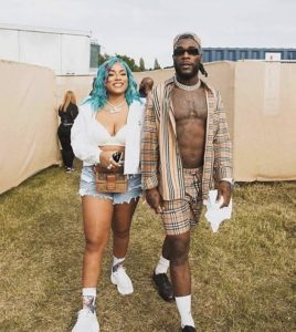 I have been dating Burna Boy for 2 years - 23years old lady says she's tired of being the singer's side chick (Video)