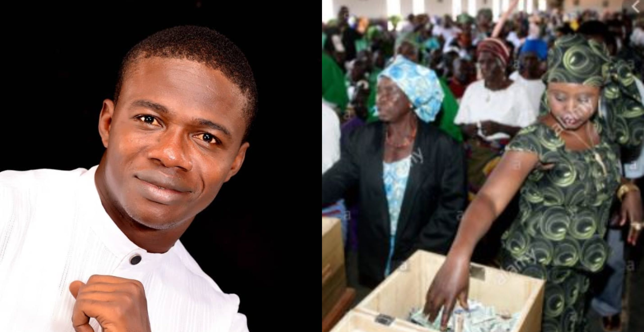 Giving 10 naira as offering in this harsh economy is wicked – Popular Pastor cries out