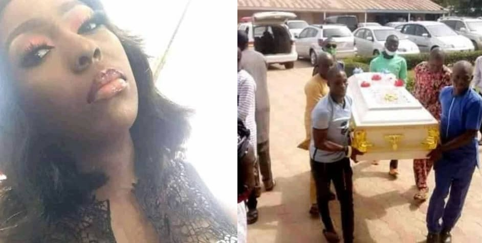 Greenfield University Student, Dorothy Yohanna, Who Was Killed By Her Abductors Finally Laid To Rest (PHOTOS)