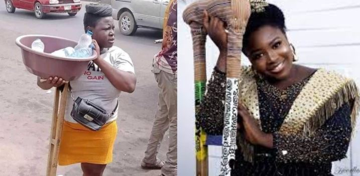 Lagos Govt Freezes Bank Account Viral Of Amputee Pure Water Seller Over Lies In Story