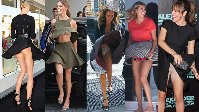 Celebrity wardrobe malfunctions worst 10 Shocking