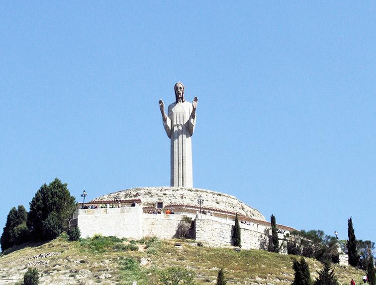 Cristo-del-Otero-Christ-of-the-Knoll-Spain