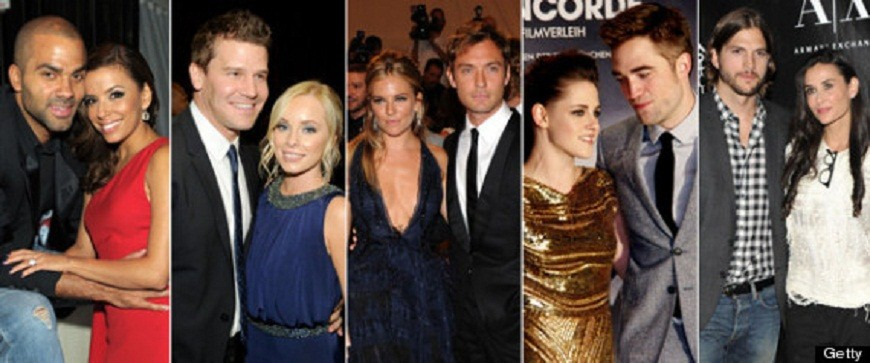 15 cheating celebs caught in the act (+Pics)