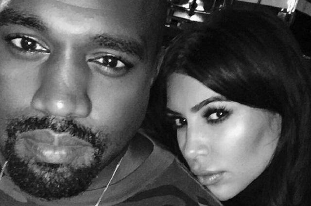 Kim-Kardashian-and-Kanye-West-on-instagram