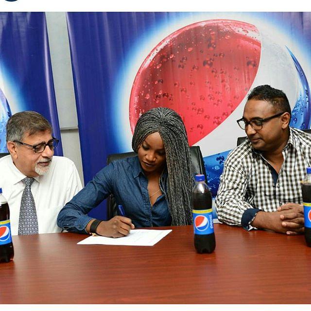 Seyi-Pepsi