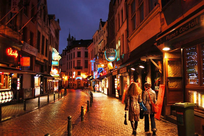 Brussels-Nightlife