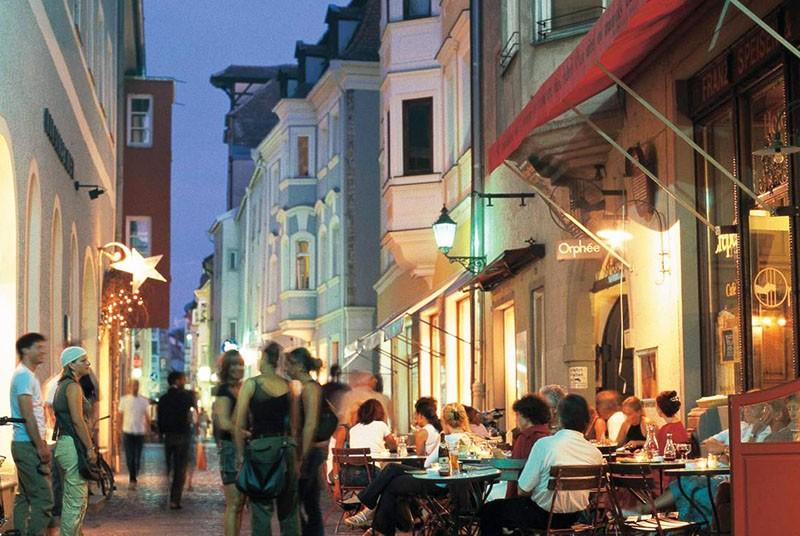 Germany-Regensburg-Nightlife