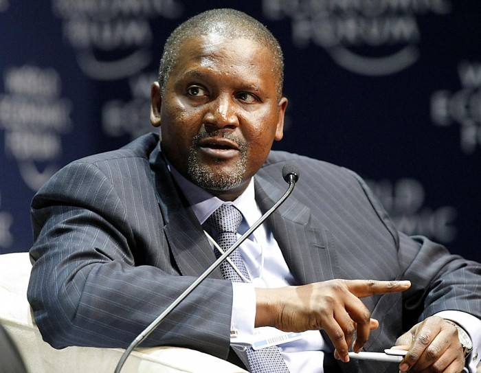 Dangote set to buy Arsenal-TheinfoNG