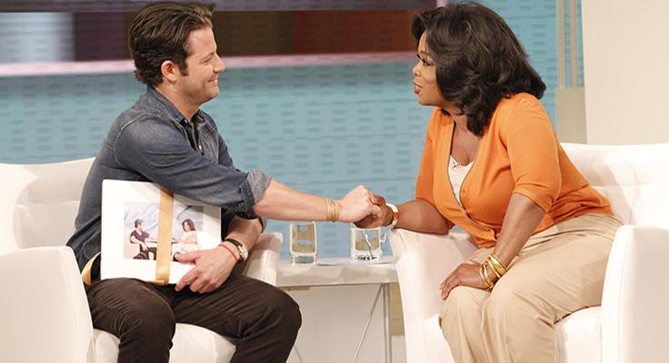 Oprah And Queen Latifah Fashion Designer