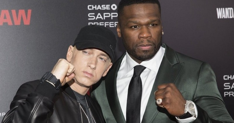 Eminem-and-Curtis-50-Cent-Jackson-attend-the-premiere-of-Southpaw-in-New-York-July-21-2015-e1442525852129