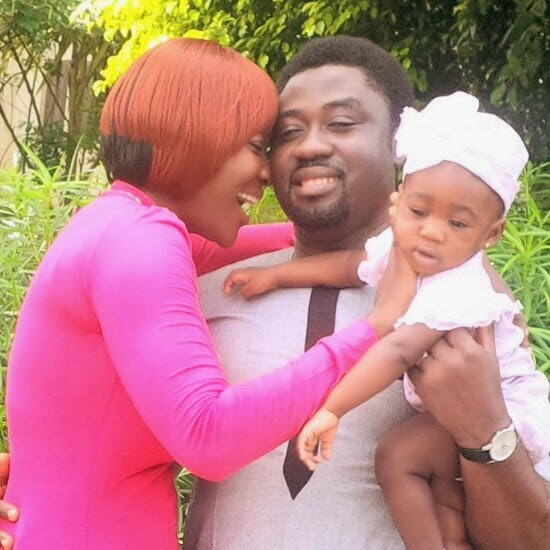Mercy-Johnson-with-husband-Osa-Okojie-and-daughter-Purity-2