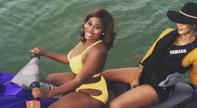 OAP-Gbemi-O-shows-off-her-curves-in-a-2-piece-yellow-swimsuit-theinfong.com_-655x360