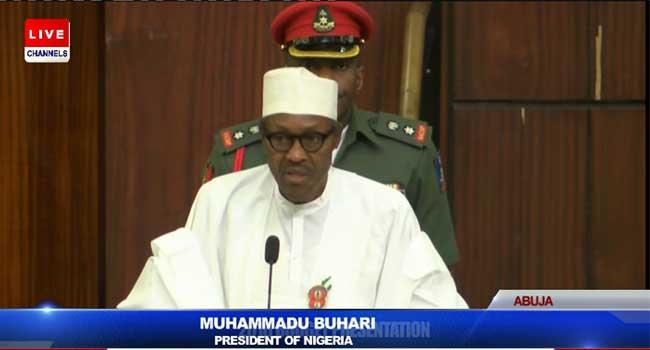 2016-Budget-Buhari