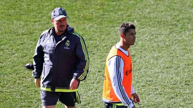 Cristiano-Ronaldo-and-Rafa-Benitez